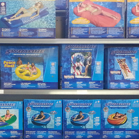 Swimline-Watersports-Floats-and-Rafts